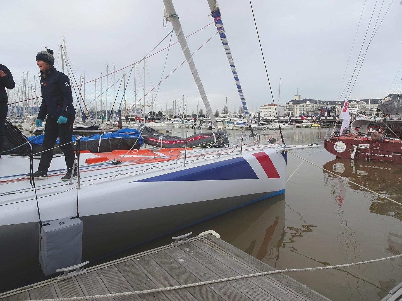 Vendée Globe 2020 , les bateaux - Page 2 Dsc08412