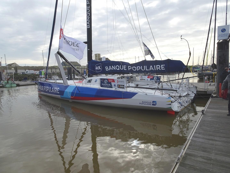 Vendée Globe 2020 , les bateaux - Page 2 Dsc08416