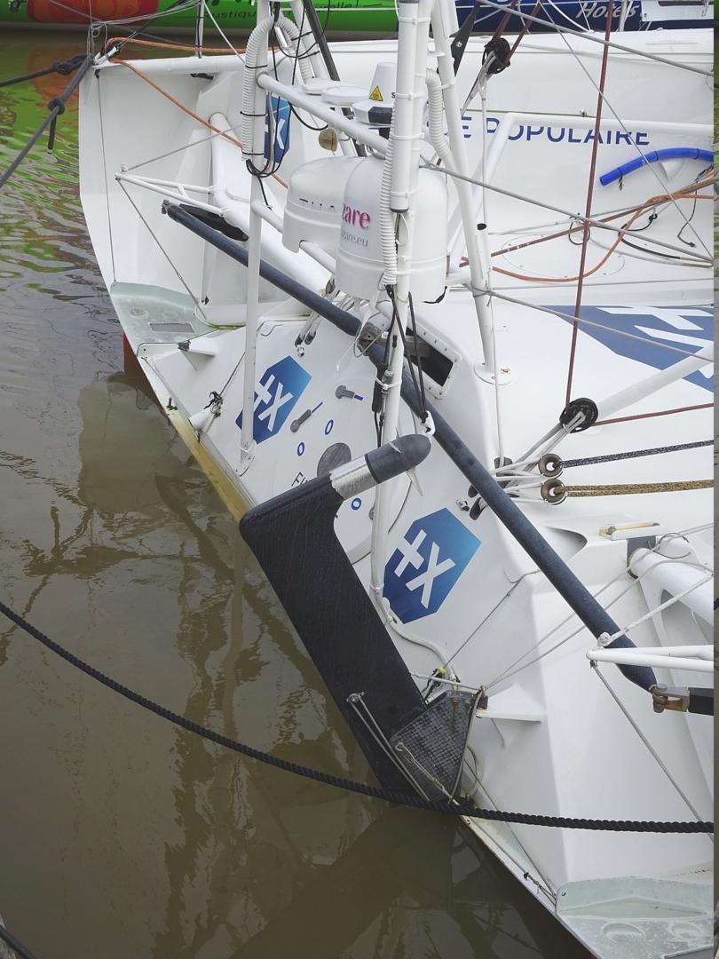 Vendée Globe 2020 , les bateaux - Page 2 Dsc08420