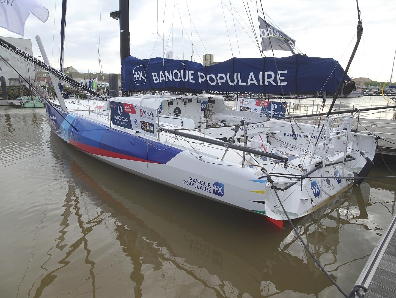 Vendée Globe 2020 , les bateaux - Page 2 Dsc08421
