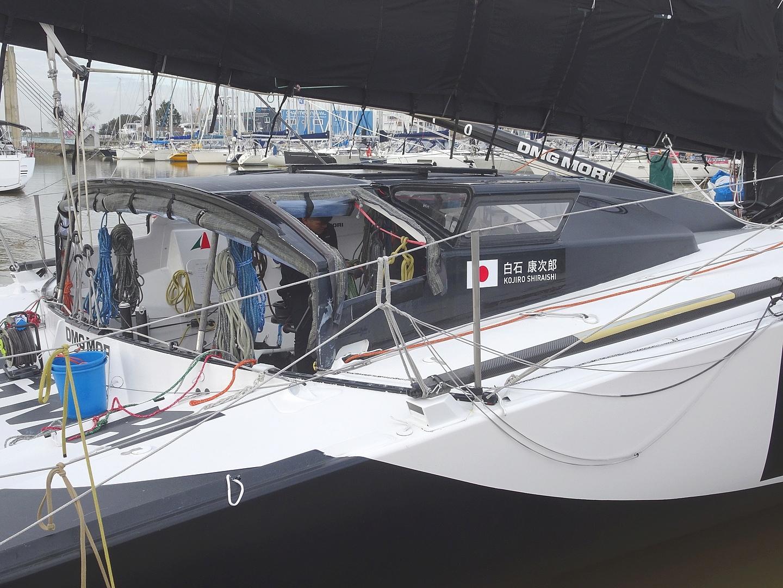 Vendée Globe 2020 , les bateaux - Page 2 Dsc08424