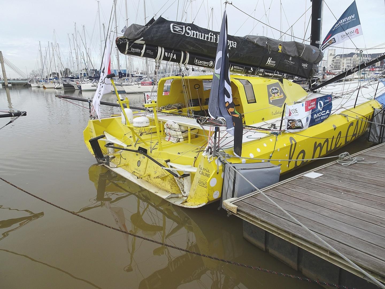 Vendée Globe 2020 , les bateaux - Page 2 Dsc08427