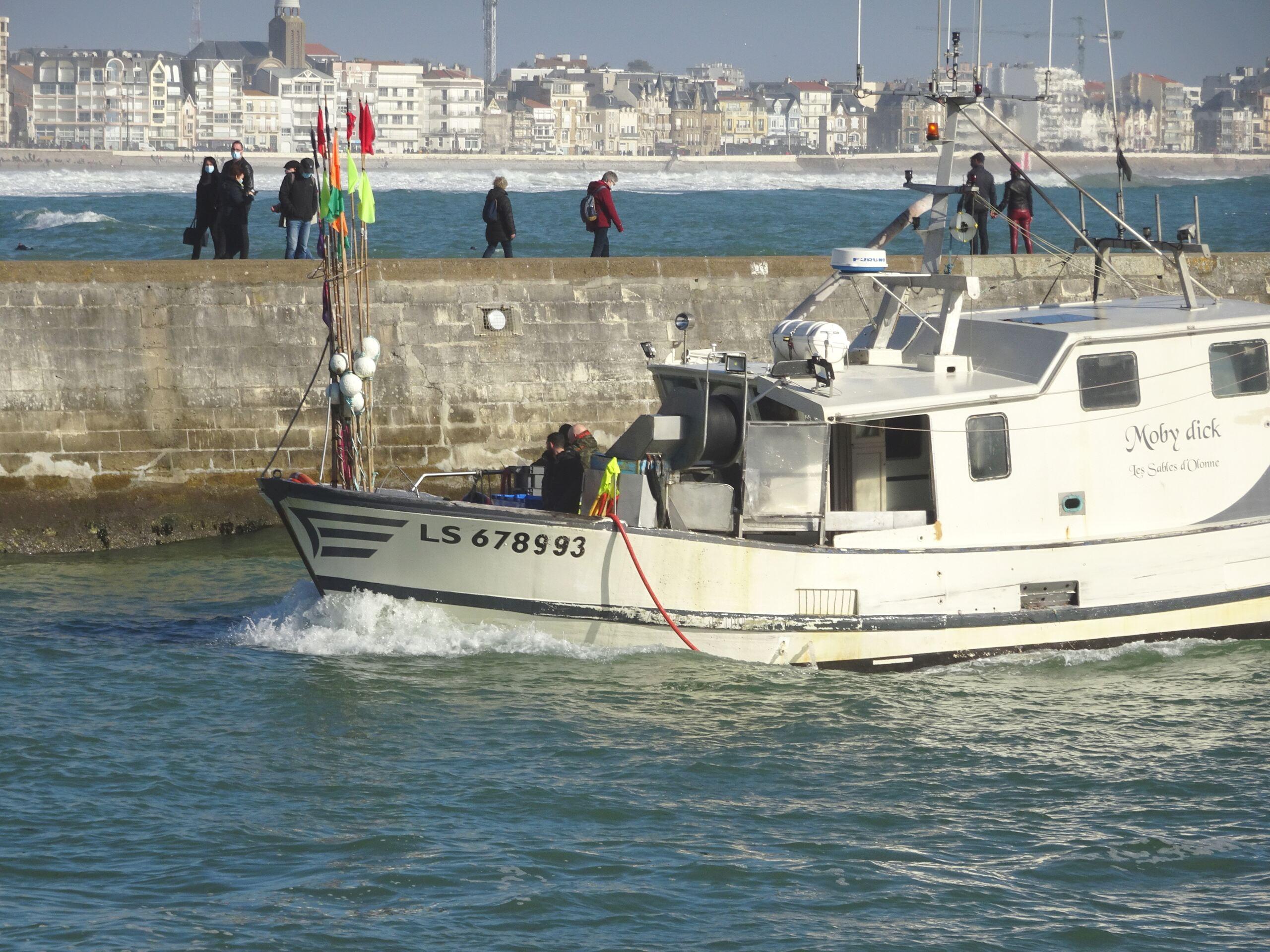 Vendée Globe 2020 , les bateaux - Page 2 Dsc08429