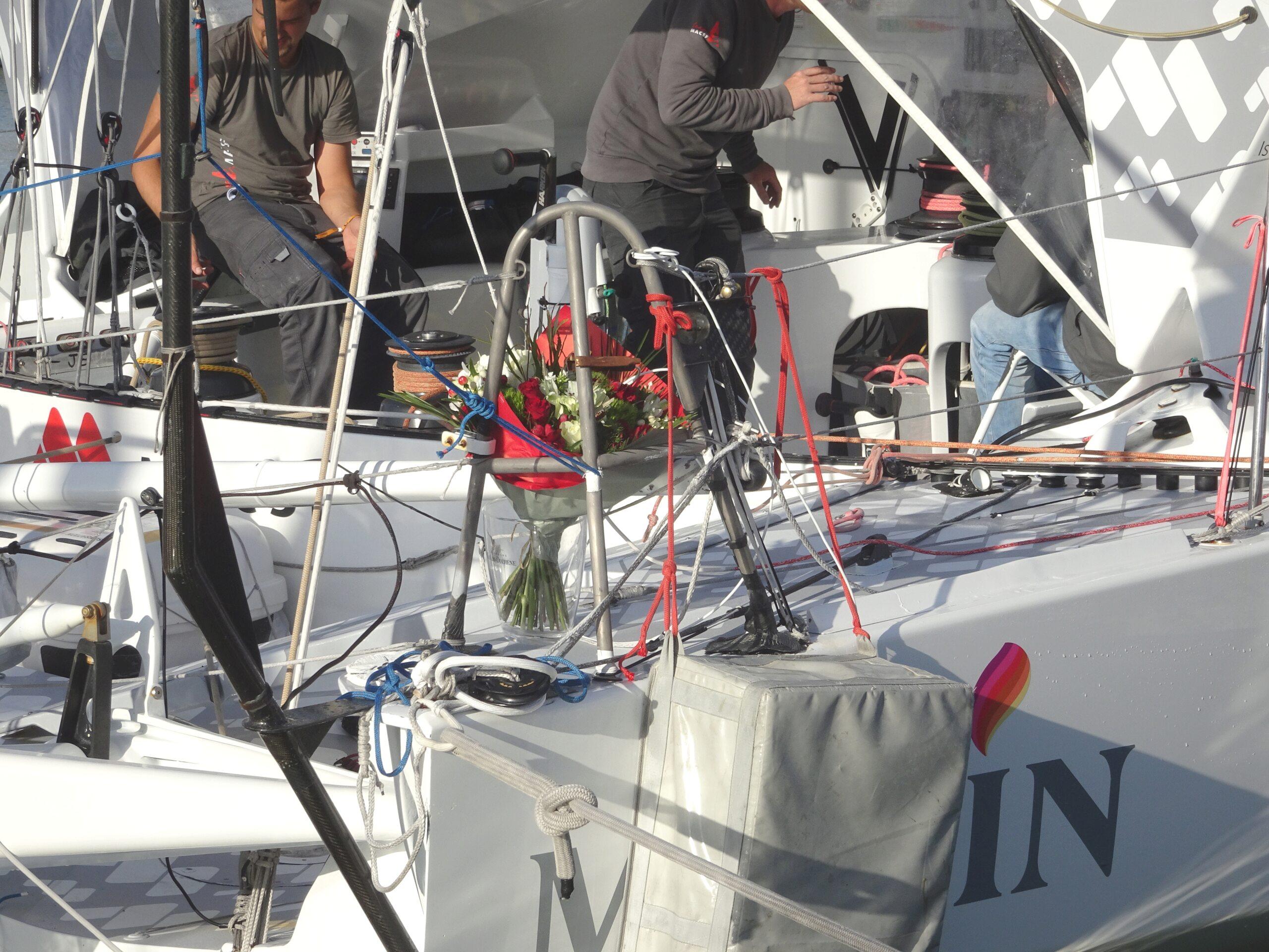 Vendée Globe 2020 , les bateaux - Page 2 Dsc08436