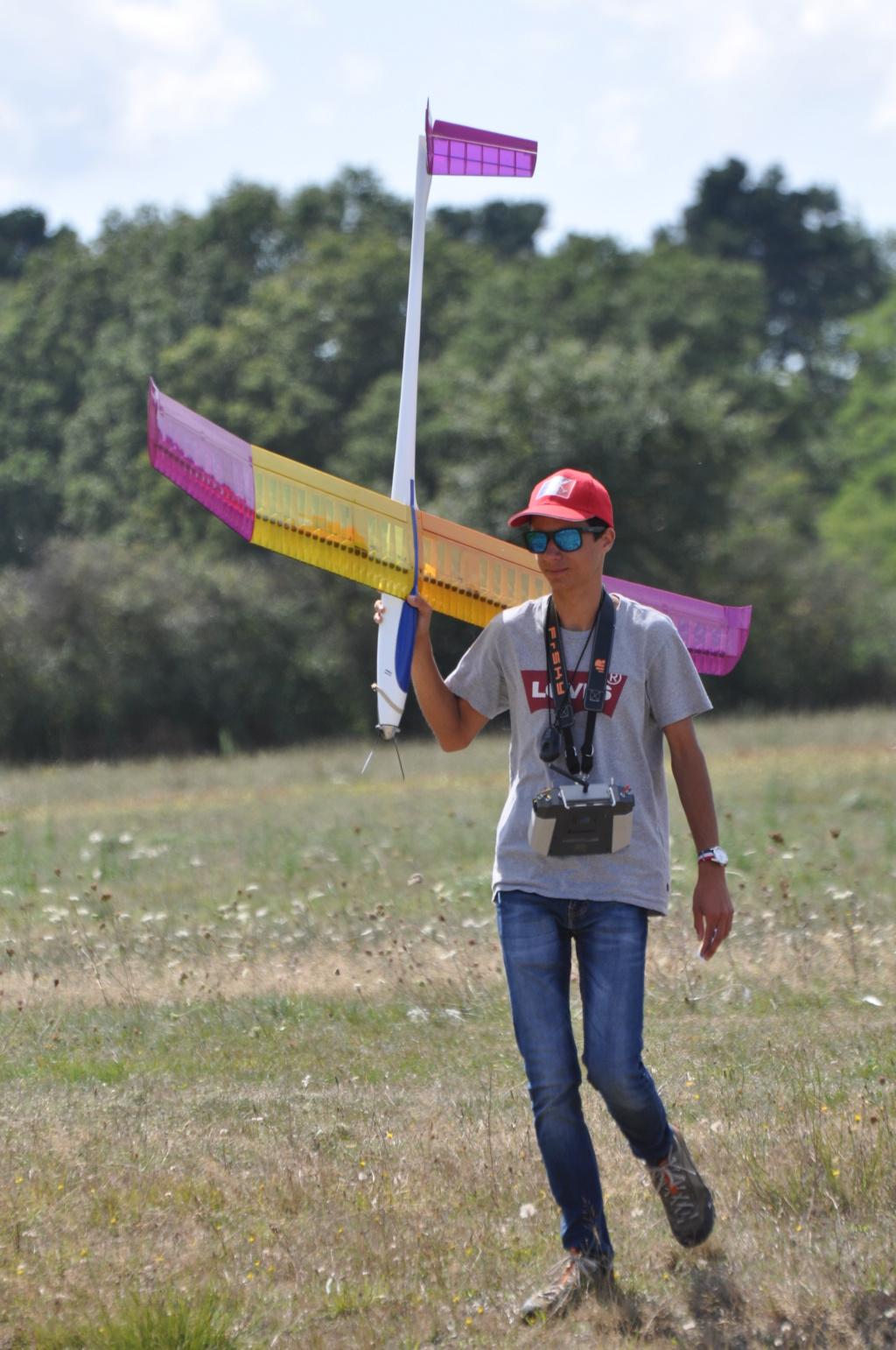concours F5J La Roche Sur Yon 1er septembre Dsc_5014