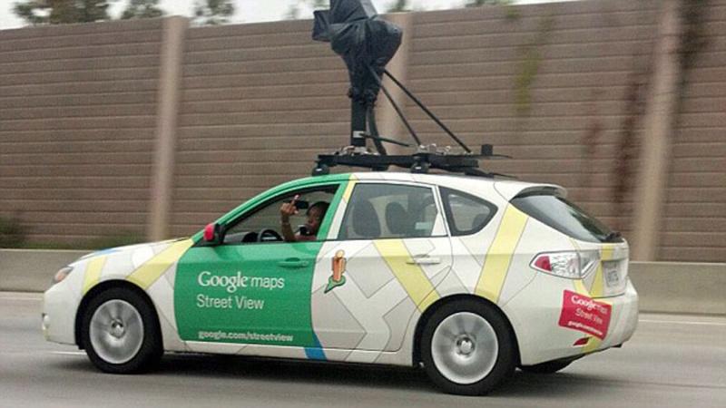 STREET VIEW : quand la Google Car attise l'obscénité - Page 3 Google10