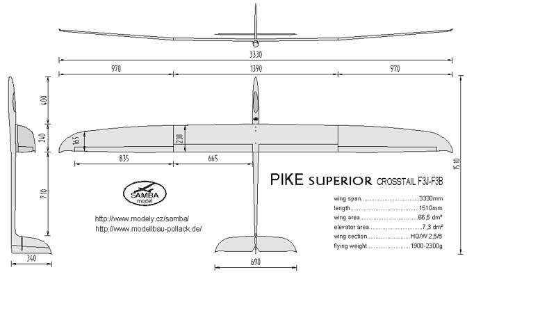 (VENDU)Vends Pike Superior Carbon 65 Pike_c10