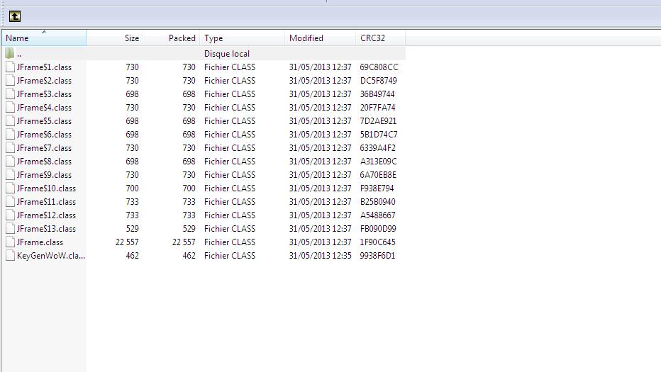 ouvrir un fichier .class Fichie15