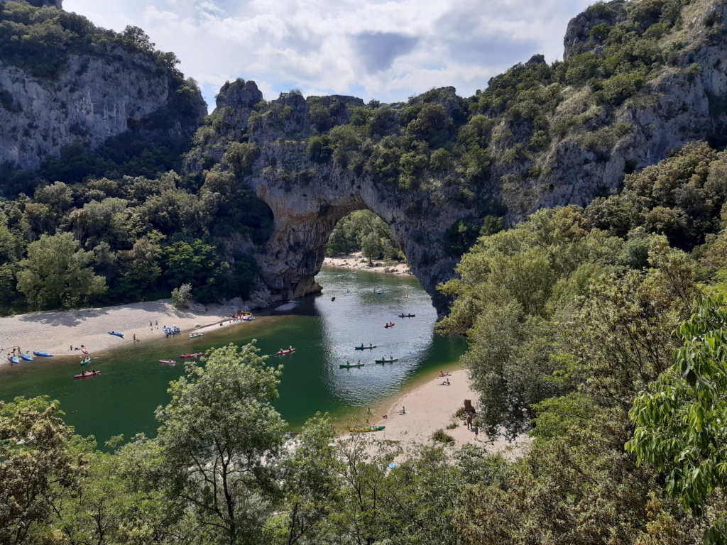 En Ardèche avec mon Dn 20210512