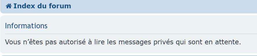 Messages privés Vous_n10
