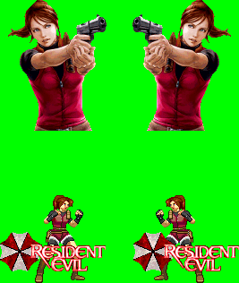 Claire from resident evil 2 Update 2018 released! Claire10