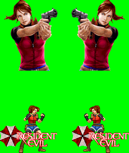 Claire from resident evil 2 Update 2018 released! Claire11