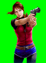 Claire from resident evil 2 Update 2018 released! Claire13