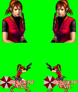 Claire from resident evil 2 Update 2018 released! Claire14