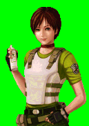 Rebecca from resident evil released. Rebecc13