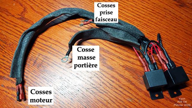 Vitres électriques arrière lentes (même bien graissées) Photo_11