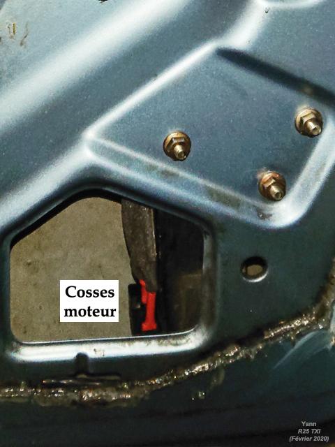Vitres électriques arrière lentes (même bien graissées) Photo_12