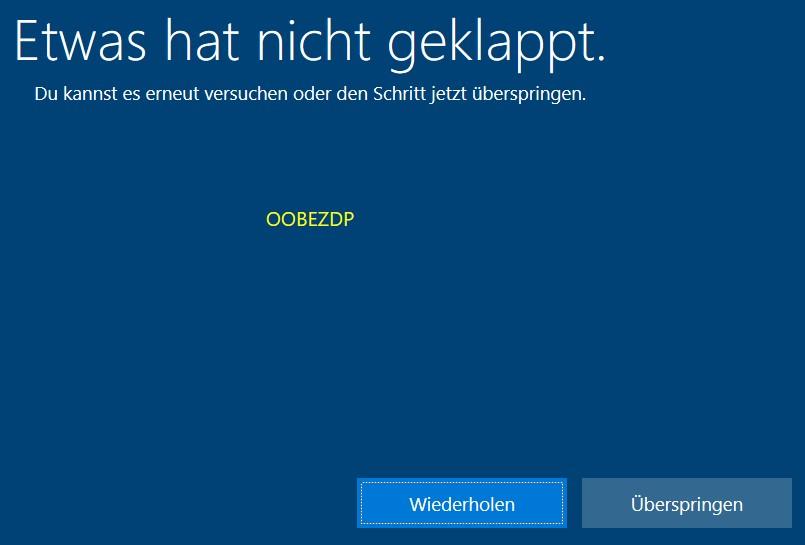 [EX-100 2.1.9.0] [RS5] Update integration fails Error19