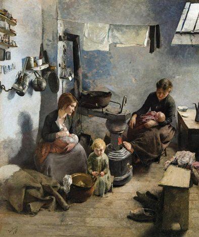 Léon Frédéric (1856-1940) 40298810