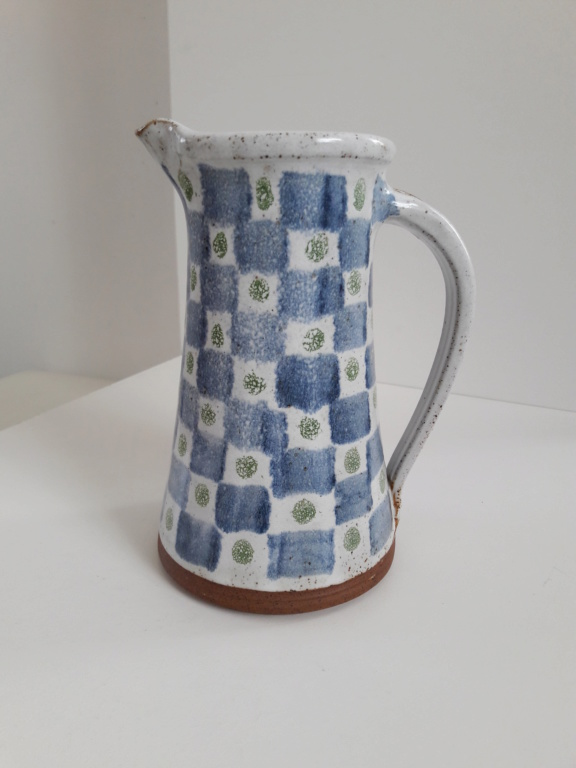 Unidentified Pitcher/Jug - Jennie Gilbert  20190711