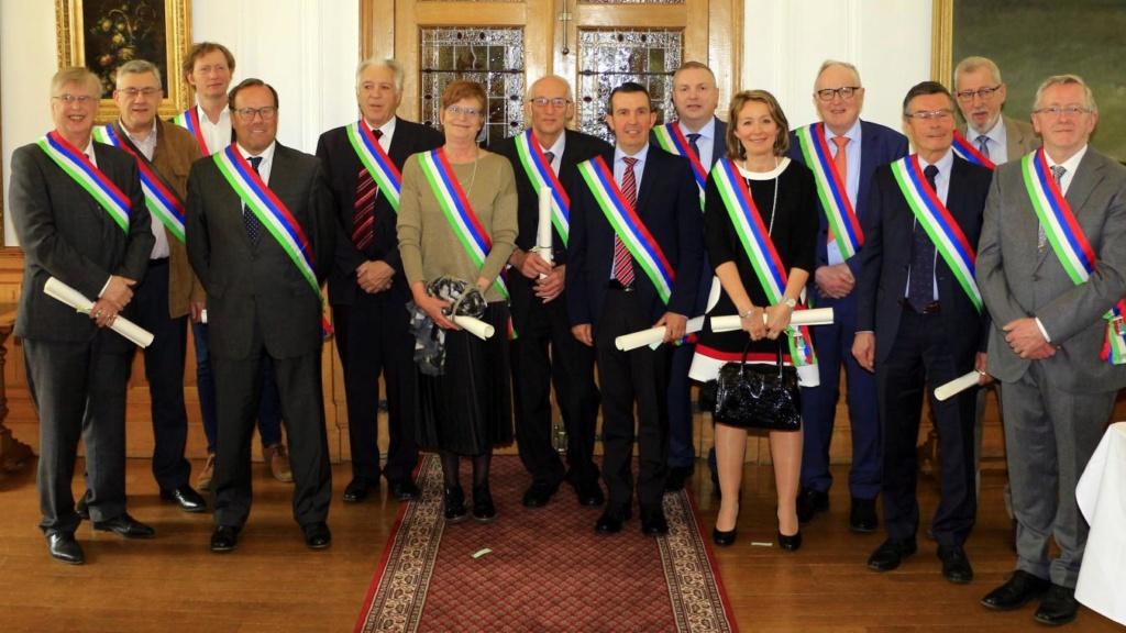 Arlon: dix nouveaux Chevaliers du Haut de la Ville Cheval10