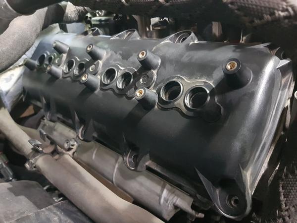 Claquement moteur à l'accélération :-(( 210