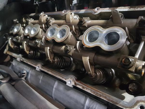 Claquement moteur à l'accélération :-(( 310