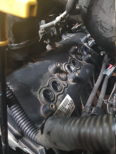 Claquement moteur à l'accélération :-(( 610
