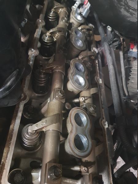 Claquement moteur à l'accélération :-(( 710