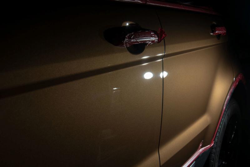 C'era una volta... uno spento Range Rover Evoque _8101317