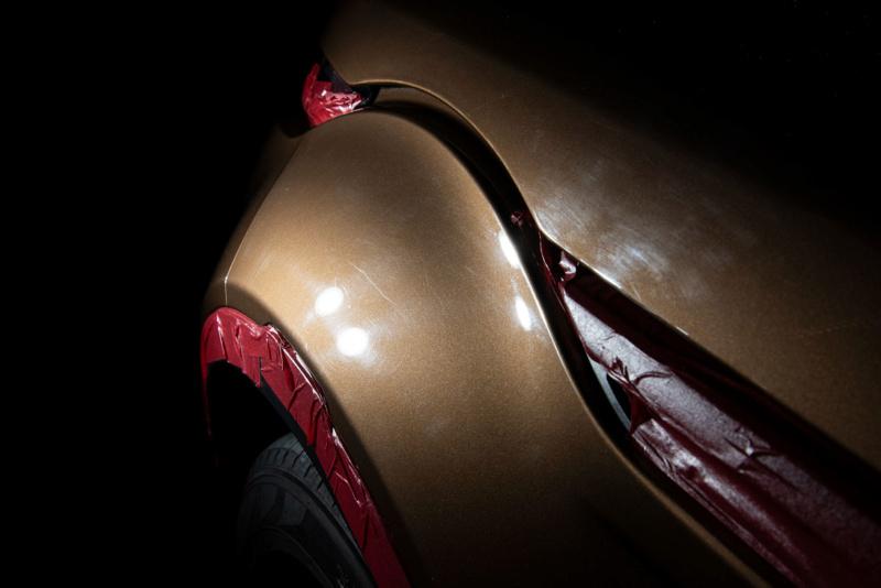 C'era una volta... uno spento Range Rover Evoque _8101321
