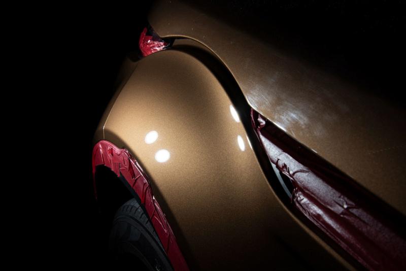 C'era una volta... uno spento Range Rover Evoque _8101322