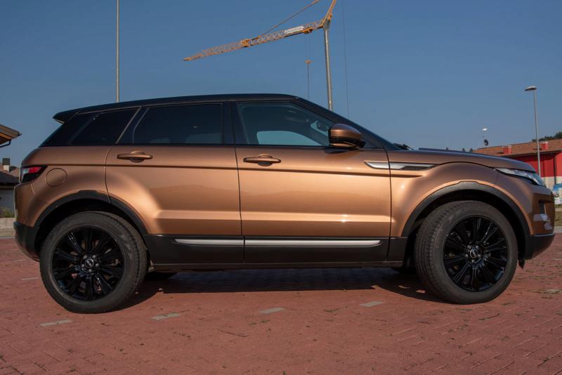 C'era una volta... uno spento Range Rover Evoque _8101614