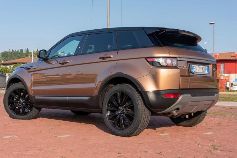 C'era una volta... uno spento Range Rover Evoque _8101619