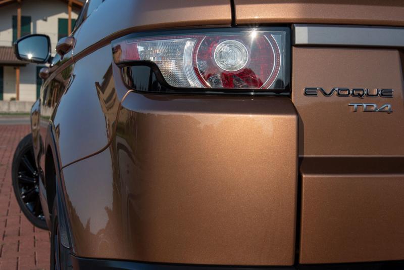 C'era una volta... uno spento Range Rover Evoque _8101620