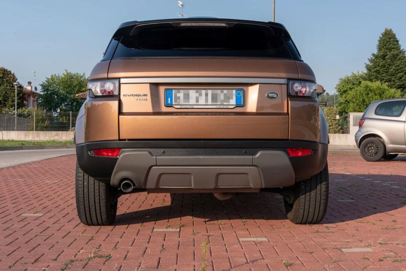 C'era una volta... uno spento Range Rover Evoque _8101621