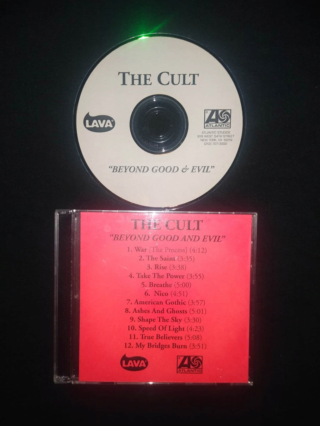 The Cult, Ian Astbury, Billy Duffy, Sonic Temple...  - Página 4 11636510