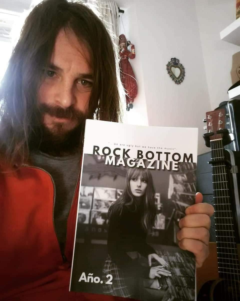 Rock Bottom Magazine... 82498310