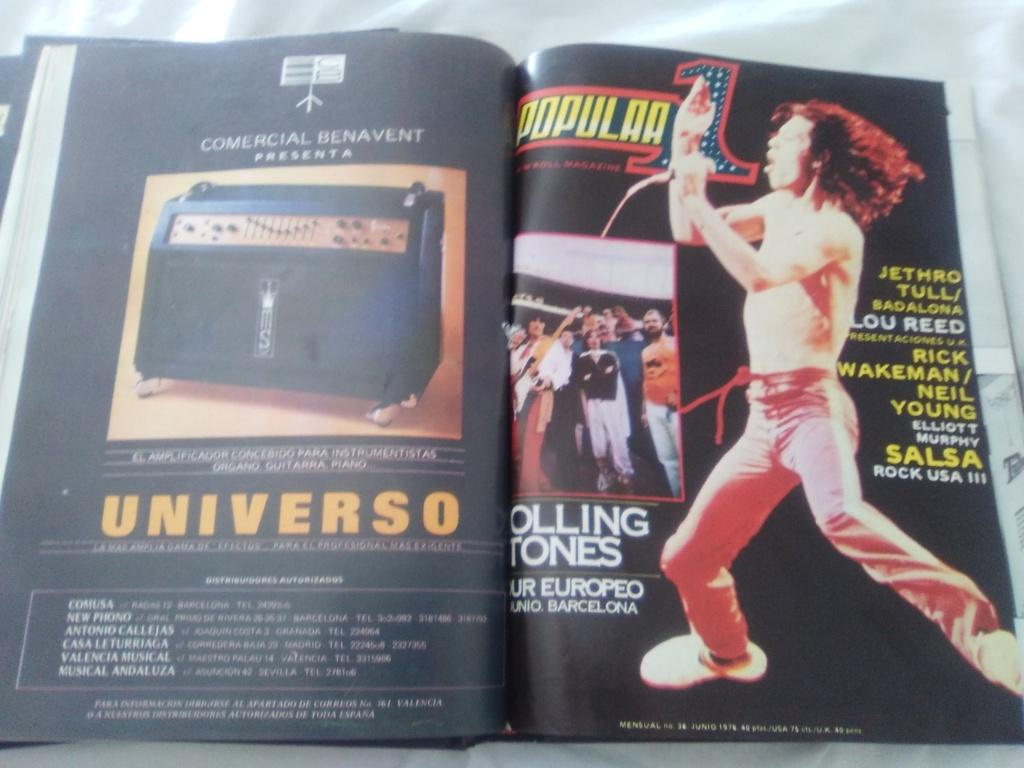 Revistas Popular 1 1976 y 1977 Img_2027