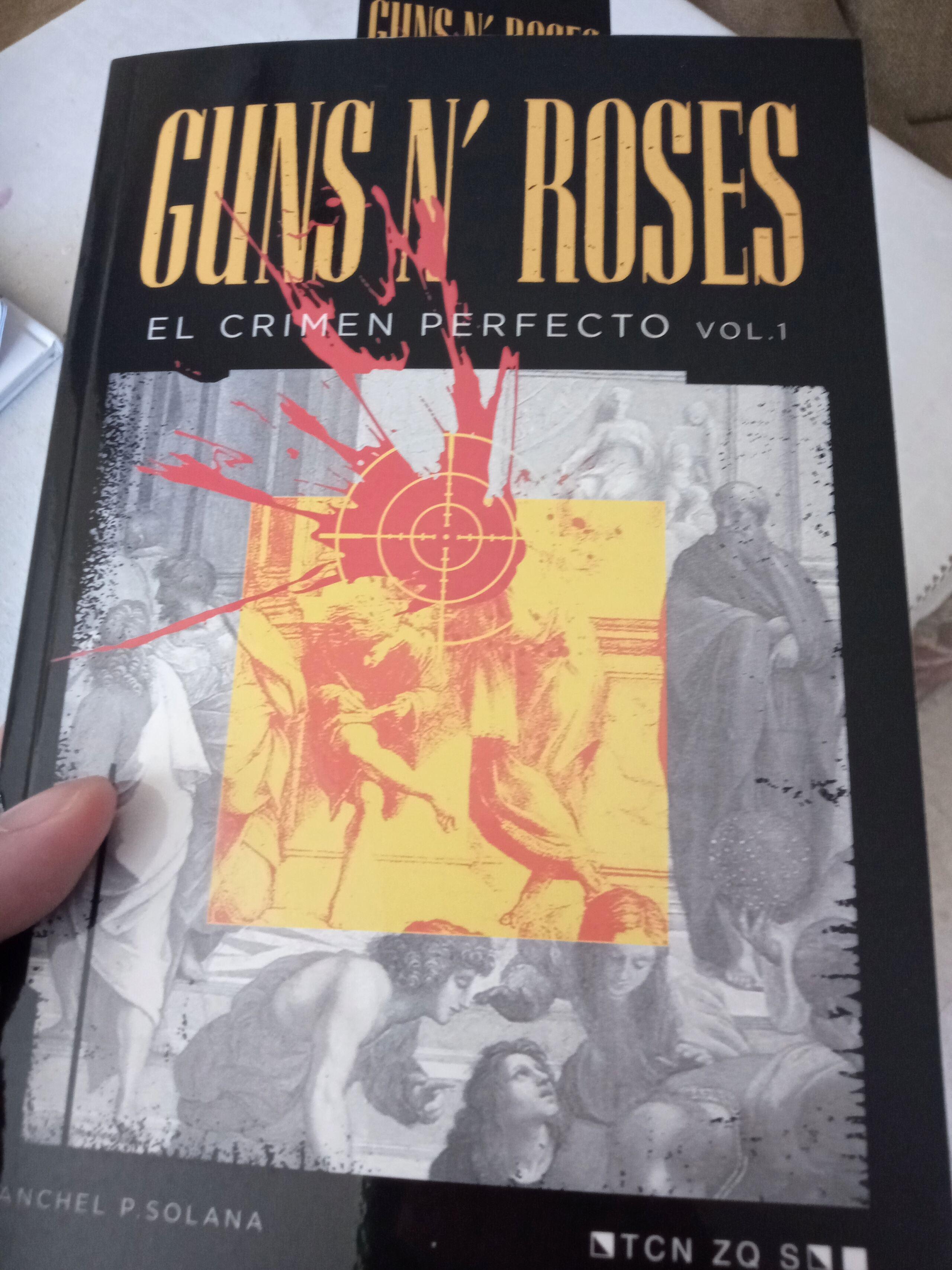 """""""Guns N' Roses. El Crimen Perfecto"""" El libro definitivo de la banda en castellano. (¡Escrito por un servidor!) Ya en verkami - Página 4 Img_2045"""