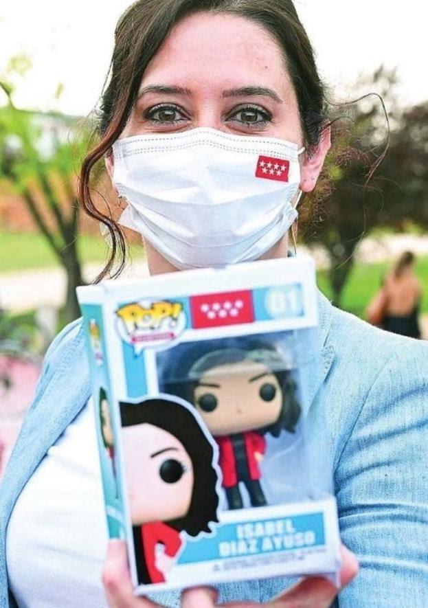 Isabel Díaz Ayuso Isabel10