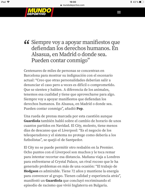 Pep Guardiola: Winter is Coming. Cae en el derbi de Manchester y se queda a 14 del líder de la Premier. La Premier - Página 6 05ea4f10