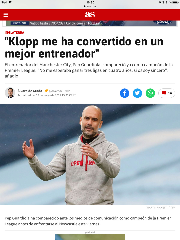 Pep Guardiola (el original, no la cover) Campeones de la Premier 2020/21!!!! Don`t look back in anger!!!!!!!!!!! - Página 2 09c1f210