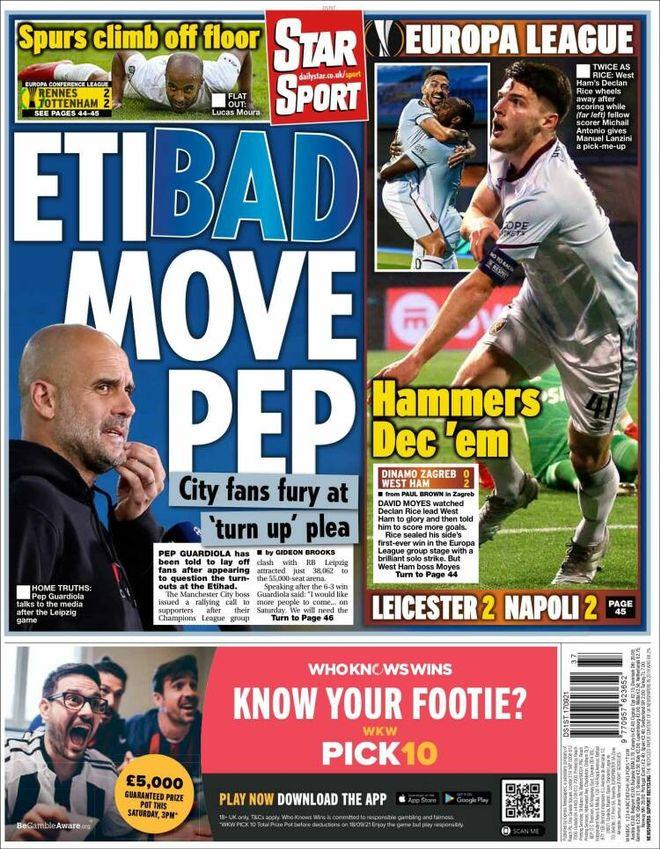 Pep Guardiola (el original, no la cover) Campeones de la Premier 2020/21!!!! Don`t look back in anger!!!!!!!!!!! - Página 2 621fa110