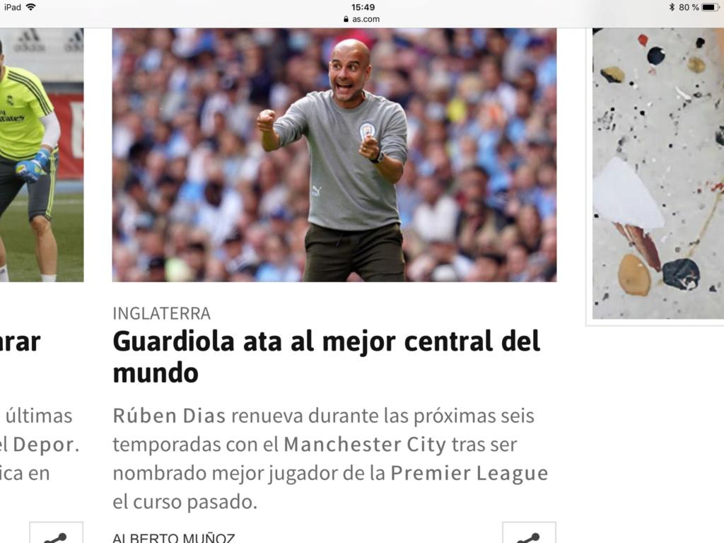 Pep Guardiola (el original, no la cover) Campeones de la Premier 2020/21!!!! Don`t look back in anger!!!!!!!!!!! 67eaa810