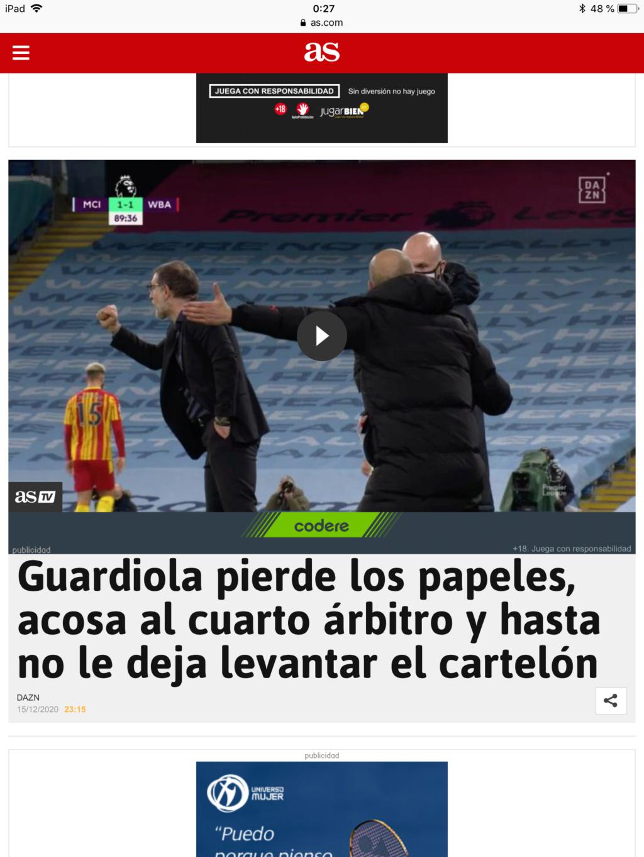 Pep Guardiola: Gran victoria contra el United. Clasificados para otra final. Grande Pep.  - Página 3 7081e510
