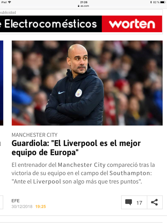 Pep Guardiola: bofetadas de realidad todos los años en Champions - Página 3 75997110