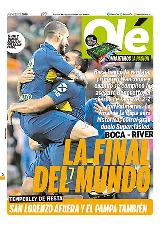 Vamos, vamos, Argentina. Final Boca-River. Fight!! - Página 20 7a428410