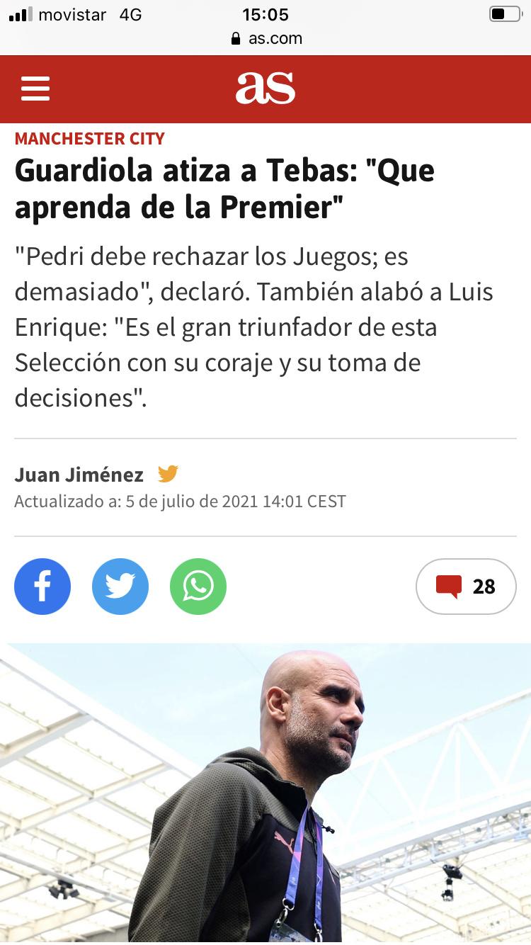 Pep Guardiola (el original, no la cover) Campeones de la Premier 2020/21!!!! Don`t look back in anger!!!!!!!!!!! - Página 16 9520a510