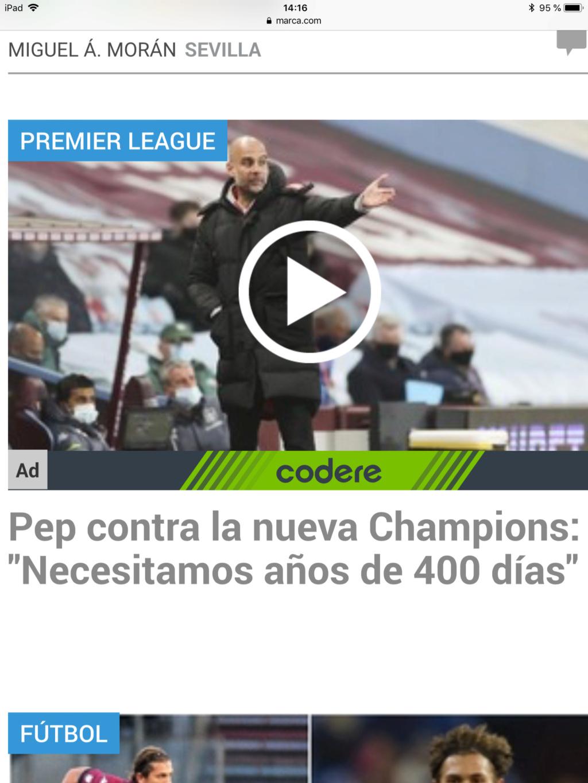Pep Guardiola (el original, no la cover) Finalista del torneillo que, según la ciencia, se puede ganar empatando todos los partidos a 0 - Página 8 Abc1be10